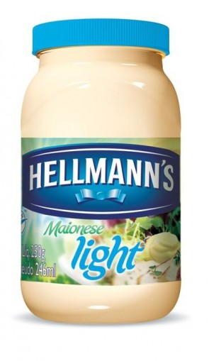 Maionese Light Hellmann's 250g