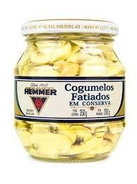 Champignon Fatiado Hemmer 200g