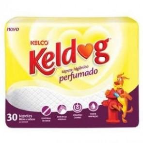 Tapete Higiênico Perfumado C/30 Keldog