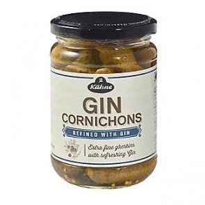 Pepino Cornichons Kuhne Gin 330g