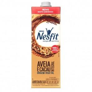 Alimento Vegetal Nesfit Aveia/Cacau 1L