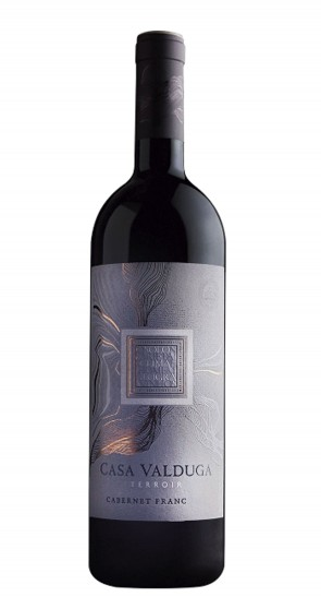 Vinho Casa Valduga Cabernet Franc 2017 750ml