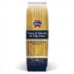 Massa Grano Duro Spaghetti Las Acacias 500g