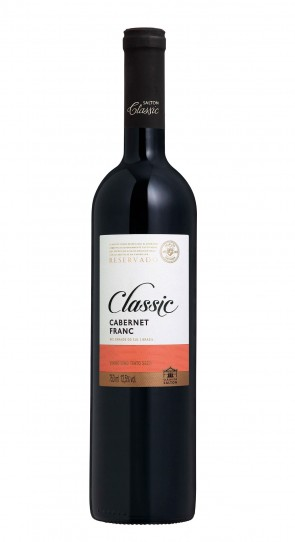 Vinho Cabernet Franc Classic Salton 750ml