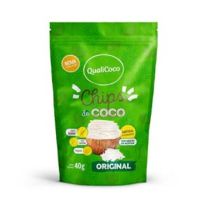 Chips Coco Qualicoco 40g