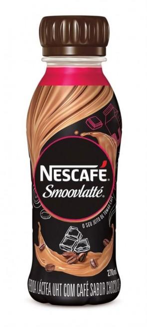 Bebida Lactea Nescafe Smoovlatte Fast 270ml