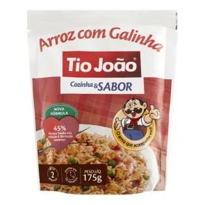 Arroz T. Joao Cozinha e Sabor c/Galinha 175g