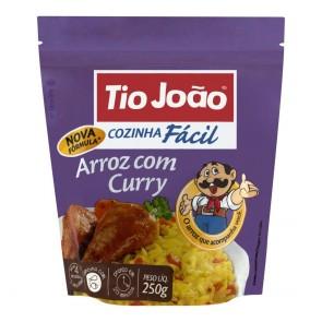 Arroz T. Joao Cozinha Facil Curry  250g