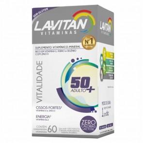 Lavitan Vitalidade Com 60 Comprimidos Revestidos