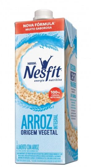 Alimento Vegetal Nesfit Arroz 1L