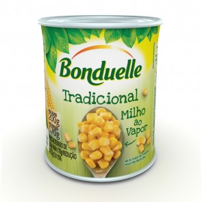 Milho Tradicional a Vapor Bonduelle 170g