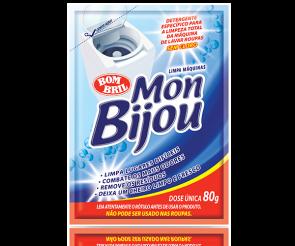 Limpa Máquina Mon Bijou S/ Cloro 80g