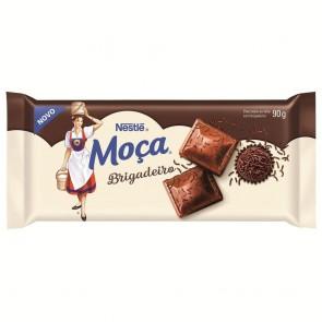 Chocolate Moça Brigadeiro Nestle 90g