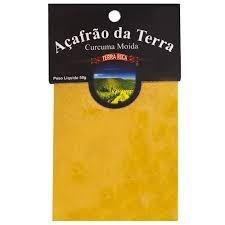 Açafrão Terra Rica 50g