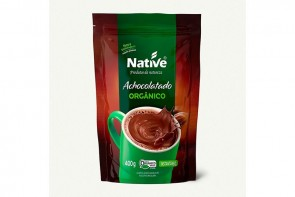 Achocolatado Instantâneo Orgânico Nativo 400g