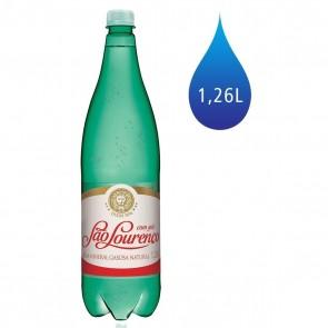 Água Mineral São Lourenço Com Gás 1,26L