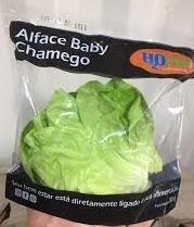 Alface Baby Chamego 80g