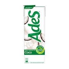 Alimento de Soja Vitamina Coco Ades 1L