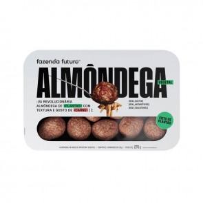 Almondega Plant Based Vegano Fazenda Futuro 300g