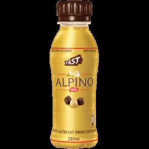 Achocolatado Líquido Nestlé Alpino Shake 280ml