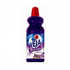 Limpador Veja Perfumes  Lavanda 1 litro