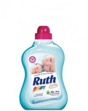 Amaciante Líquido Baby Aloe Vera Ruth Care 1L