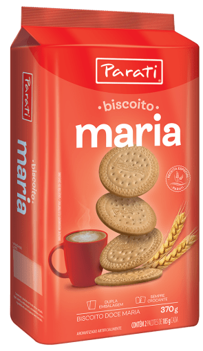 Biscoito Maria Parati