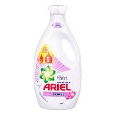 Detergente Líquido Lava Roupas Concentrado Ariel Donny 2l