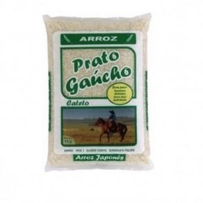 Arroz Japones Prato Gaucho Cateto T1 1kg