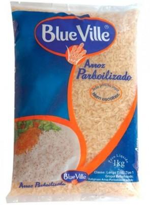 Arroz Parbolizado Blue Ville 1 kg