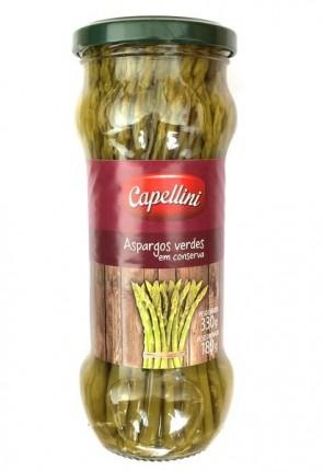 Aspargo Verde Capellini 180g