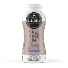 Iogurte Desnatado Ameixa Atilatte 180g