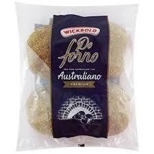 Pão Hambúrguer Australiano do Forno Wickbold 320g