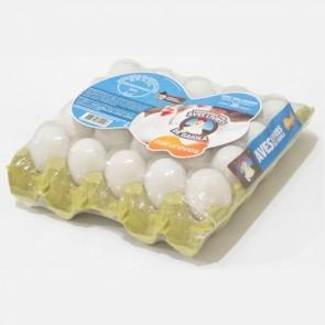Ovos Brancos AVES LIVRES Naturovos com 20 unidades