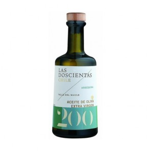 Azeite Las Docientas Arbequina Extra Virgem 250ml