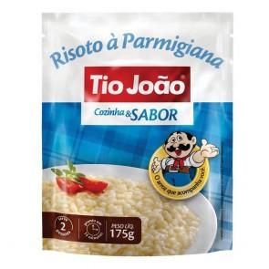 Arroz T. Joao Cozinha e Sabor Risoto à Parmegiana 175g