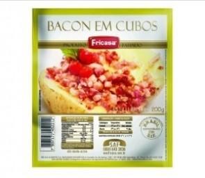Bacon em Cubos Fricasa 200g