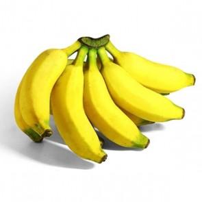 Banana Prata Orgânica 800g