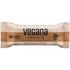Barra Proteina Vegana Caffe Mocha Harts 65g