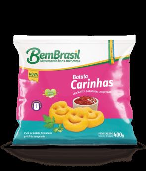 Batata Carinhas Bem Brasil 400g