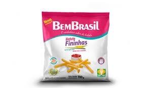 Batata Fininhas Bem Brasil 700g