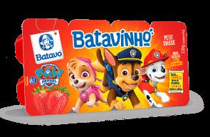 Petit Batavinho Morango Patrulha Canina 320g
