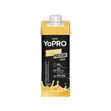 Bebida Láctea Danone Yopro Banana Zero Lactose 250ml