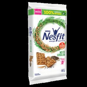 Biscoito Nesfit Integral 4 Cereais Mix Gergelin 126g