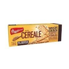 Biscoito Cereale Multigrãos 130g