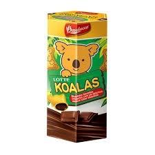 Biscoito Chocolate Koala Bauducco 37g
