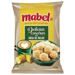 Biscoito Mabel Broa de Milho 250g