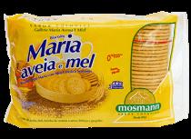 Biscoito Maria Integral sem Lactose Mosmann 400g