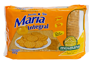 Biscoito Maria Aveia e Mel Mosmann 400g