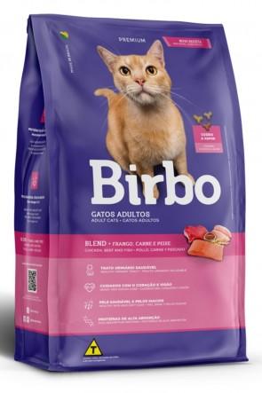 Alimento p/ Gatos de Blend Birbo 1kg